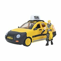 Fortnite Joy Ride Taxi Vehicle With 4 Cabbie Action Figure Oct.15 Presale