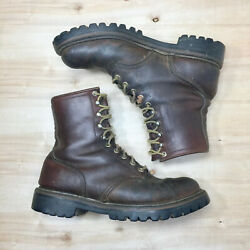 Vintage Red Wing Irish Setter Sport Boots Menand039s 9.5 E Late 1960s Made In Usa