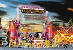 Faller - 272-140431 - Top Spin Midway Ride Ho Scale