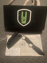 Nock On Edition Toor Knives Queen Skinning Knife