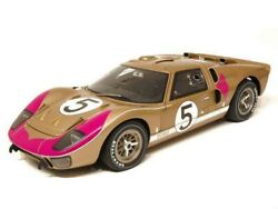 Gmp 1966 Ford Gt40 5 Holman Moody Mkii 1/12 1 Of 350 Mib Le Mans