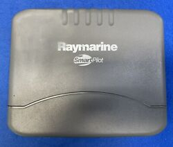 Raymarine Smartpilot S1g Autopilot Course Computer E12121 Tested And Working