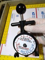 Rv4 Eaa Usa Cable Gauge Spx Aircraft Tensiometer 1/16 3/32 1/8 Cable Light Sport