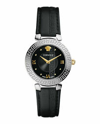 Womens Stainless Steel Versace Watches Daphnis V16020017