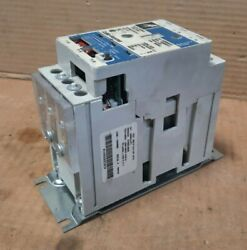 Cutler Hammer W200mlcfc 3-phase Motor Starter See Pics Of Contacts F126