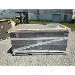 York Zj049n12b4b1aaa1a1 4 Ton 2 Stage Rooftop Gas/elec Ac 15 Seer 81 3-phase