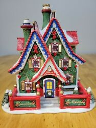 Dept 56 North Countdown To Christmas Headquarters 56798 - Limited Complete Mint