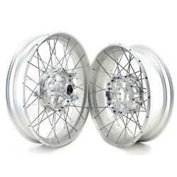 Vmx 19/17 Tubeless Wheels Fit For Bmw R1200gs R1200gs Adventure 13-20 R1250gs