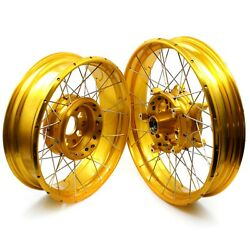 Vmx 19/17 Tubeless Wheels Fit For Bmw R1200gs 2013-2020 R1250gs/gs Adv 2019-2021
