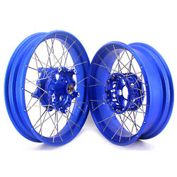 Vmx 19/17 Tubeless Wheels Fit For Bmw R1200gs 2013-2020 R1250gs 2019-2021 Rims