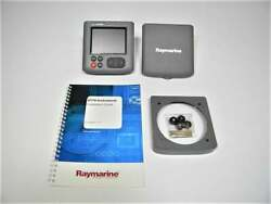 Raymarine St70 Multifunction Instrument W/accessories-stng -e22105- Warr