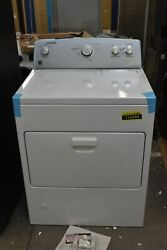 Kenmore 75132 29 White Front Load Natural Gas Dryer Nob 116344