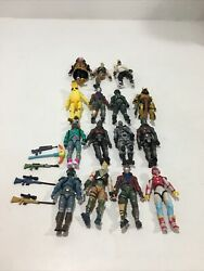 Fortnite Action Figure And Accessories Lot 2