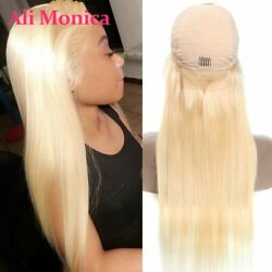 613 Color Lace Front Wig Real Human Hair Lace Front Wig Golden Wig 2021 Top