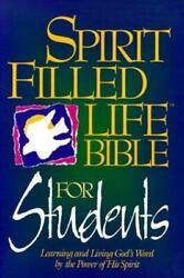 The Spirit-filled Life Bible For Students