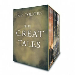 The Great Tales Of Middle-earth Children Of Hurin Beren And Luthien And The