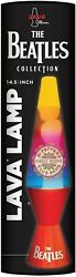 Collectible Lava Lamps- Beatles Edition