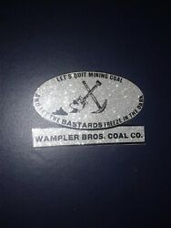 Coal Mining Sticker 100 Joy Stickers With 3 Complete Sets