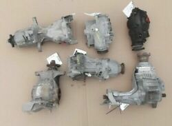 2018 Sienna Rear Differential Carrier Assembly Oem 36k Miles Lkq296995234