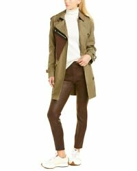 Double-breasted Trench Coat Womenand039s