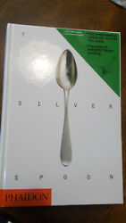 Italy's Best Selling Cookbook Silver Spoons Over 2,000 Reciped Mint Condition