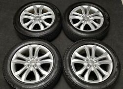 Factory Audi Sq5 19 Oem Wheels And Winter Snow Tires