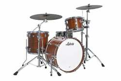 Ludwig Classic Oak Fab 3-piece Drum Shell Pack Tennessee Whiskey