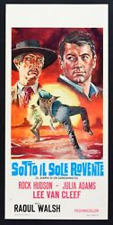 L106 Sotto The Sun Red-hot Rock Hudson Lee J.adams West