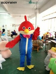 2020chicken Mascot Costume Cosplay Party Game Dress Mascot Costume Easter Adults