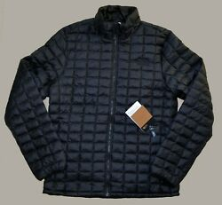 New 2x 3x The Mens Slim Fit Packable Thermoball Insulated Eco Jacket