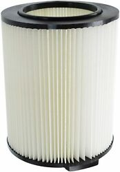 Vf4000 Replacement Filter For Ridgid 72947 Wet Dry Vac 5 To 20-gallon 6-9 Gal H