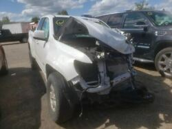 Engine 2.5l Vin A 8th Digit Opt Lcv 2wd Fits 16-18 Canyon 3240810