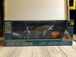 Animal Planet Tiger Shark Encounter Play set Sealed Rare From Toys R US