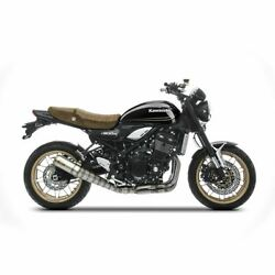 Zard Exhaust Stainless Steel Full System Kawasaki Z900 Rs / Cafe 4-1 2018-2021
