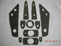 Triumph Tr4 Tr4a Tr5 Hinges And Handles Gasket Set