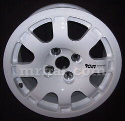 Peugeot 205 T16 10 X 16 Forged Racing Wheel New