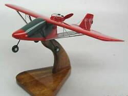 S-12 Rans S12 Airaile Airplane Wood Model Replica Small Free Shipping