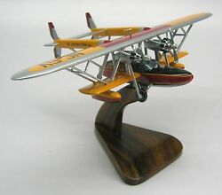 Sikorsky S-38 Air Yacht Airplane Wood Model Replica Large Free Shipping