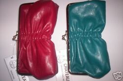 NICE TWO Women#x27;s CLUTCH WALLETS Coin Purses by Chateau $25.00