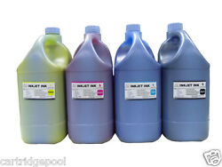 4 Gallon Nd® Pigment Refill Ink For Hp 940 940xl Pro 8000 8500 8500a 8500a