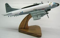 Ep-3 Orion Aries Ii P-3 Plane Wood Model Small Free Shipping