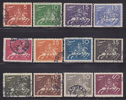 Sweden 213-228 Vf-xf-used Set Cv 856 See Pic