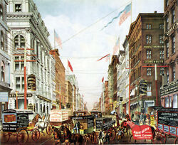 Decor Poster.wall Interior Design.carriages Selling.home Wall Art.2046