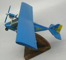 Thruster T-600-n Sprint Private Airplane Wood Model Replica Large Free Shipping