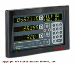 Newall Dp700 Grinder Package Dro Digital Readout 6 X 12, Other Sizes Available