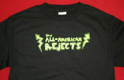 All American Rejectsboltst-shirt Newxlarge Only