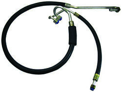 A/c Dual Hose Assy W/manifold Fits 1970 Chevy Chevelle And El Camino W/big Block