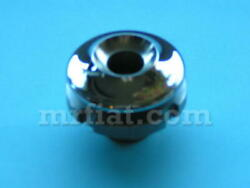 Mercedes 300 Sc Coupe Cabrio 55-58 Chromed Radiator Cap Adapter M26 X 1.5 Mm New