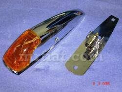 Mercedes 300 A B Limousine 1951-55 Amber Red Rear Right Turn Signal Light New