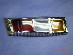Mercedes 300 Sc Coupe Cabrio 1955-58 Amber Red Left Tail Light Lens New
